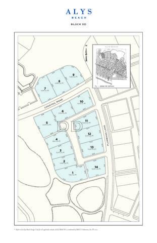 DD3 Evelyn Alley, Alys Beach, FL 32461 (MLS #884734) :: Linda Miller Real Estate