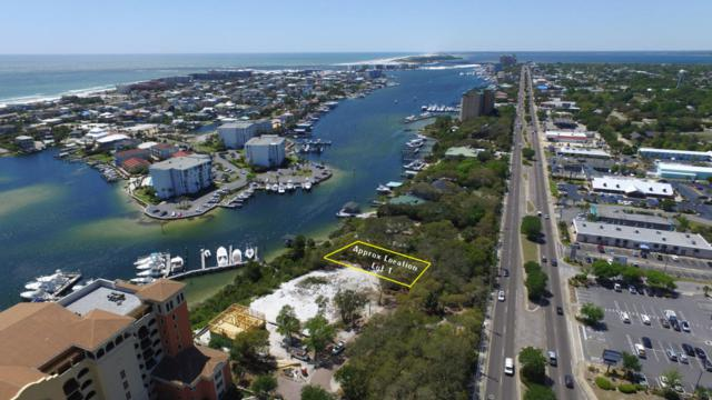 768 Lot 1 Harbor Boulevard, Destin, FL 32541 (MLS #704805) :: Berkshire Hathaway HomeServices Beach Properties of Florida