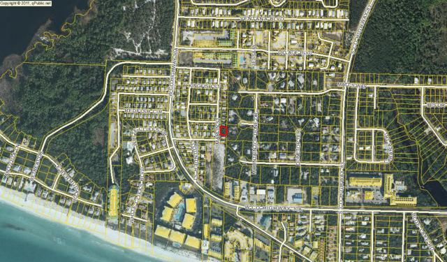 Lots 3 & 4 Marlin Street, Santa Rosa Beach, FL 32459 (MLS #707439) :: Classic Luxury Real Estate, LLC