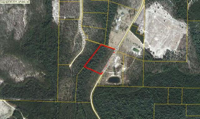Lot 24 Champions Way, Ponce De Leon, FL 32455 (MLS #722481) :: The Premier Property Group