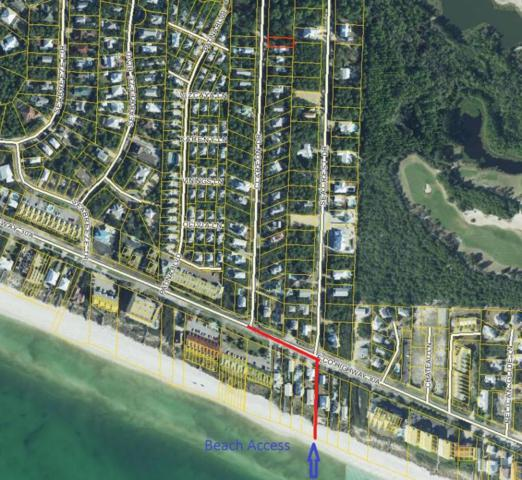 n1/2 #5 Clareon Drive, Seacrest, FL 32461 (MLS #744093) :: Berkshire Hathaway HomeServices Beach Properties of Florida