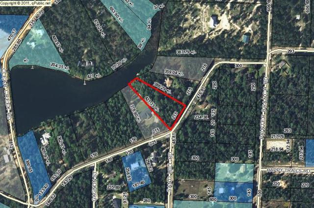0 Indian Mound Road, Crestview, FL 32539 (MLS #749713) :: Scenic Sotheby's International Realty