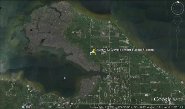 W1/2Lot 20 Church North Street, Santa Rosa Beach, FL 32459 (MLS #754910) :: Coast Properties