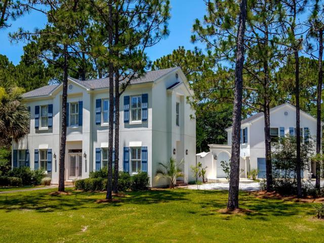 464 Wood Beach Drive, Santa Rosa Beach, FL 32459 (MLS #755952) :: Classic Luxury Real Estate, LLC