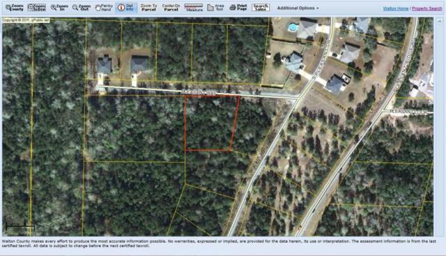 0000 N Pleasant Drive, Defuniak Springs, FL 32435 (MLS #757773) :: Coast Properties