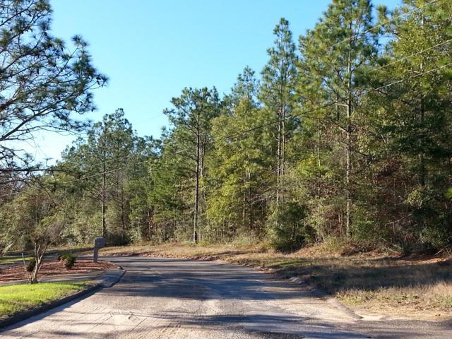 Lot 38 Grandview Drive, Crestview, FL 32539 (MLS #758038) :: ResortQuest Real Estate