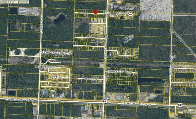 Lot 5 Foxmire Farm, Santa Rosa Beach, FL 32459 (MLS #766855) :: Keller Williams Realty Emerald Coast
