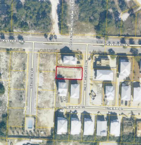 lot 2 Inlet Heights Lane, Inlet Beach, FL 32461 (MLS #767739) :: Luxury Properties Real Estate