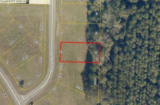 Lot 20A Grandson's Way, Baker, FL 32531 (MLS #770958) :: Classic Luxury Real Estate, LLC
