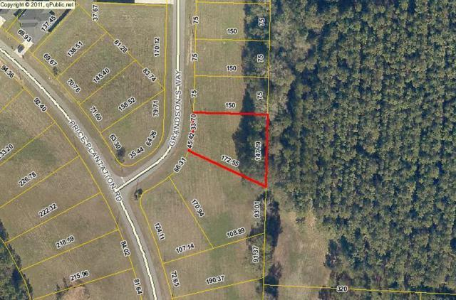 Lot 21A Grandson's Way, Baker, FL 32531 (MLS #770964) :: Classic Luxury Real Estate, LLC