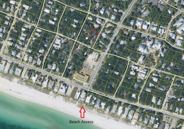 lot 10-11 Yaupon Street, Santa Rosa Beach, FL 32459 (MLS #771769) :: Classic Luxury Real Estate, LLC