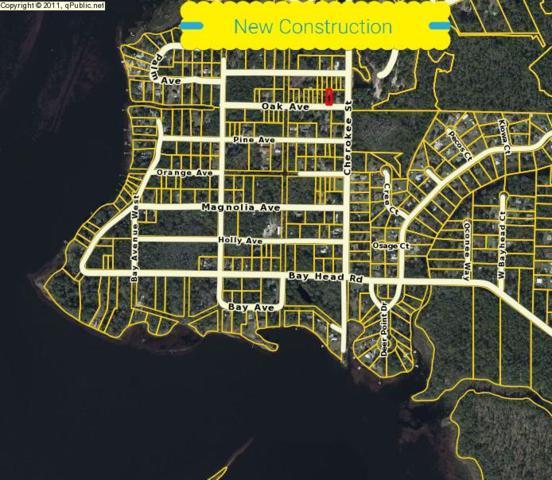 LOT 16 Oak Avenue, Youngstown, FL 32466 (MLS #775298) :: ResortQuest Real Estate