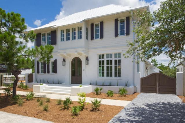 32 W Kingston Road, Rosemary Beach, FL 32461 (MLS #777354) :: Classic Luxury Real Estate, LLC