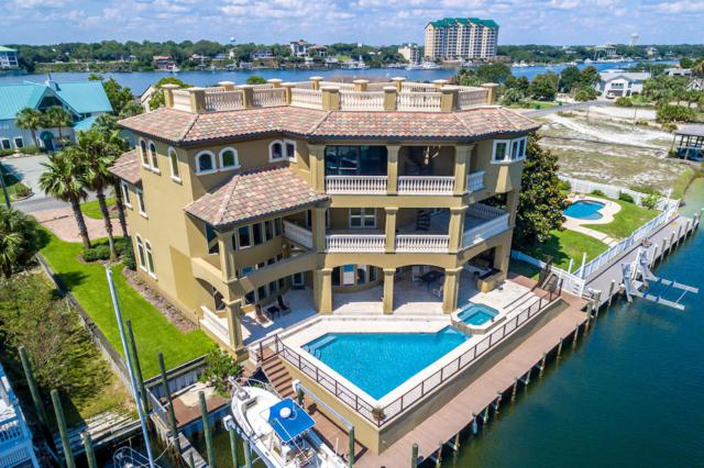 522 Norriego Road, Destin, FL 32541 (MLS #777603) :: Luxury Properties Real Estate