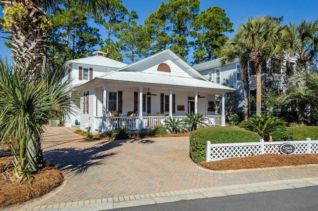 358 Cassine Garden Circle, Santa Rosa Beach, FL 32459 (MLS #779246) :: Somers & Company