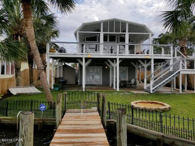 7318 S Lagoon Drive, Panama City, FL 32408 (MLS #781101) :: Classic Luxury Real Estate, LLC