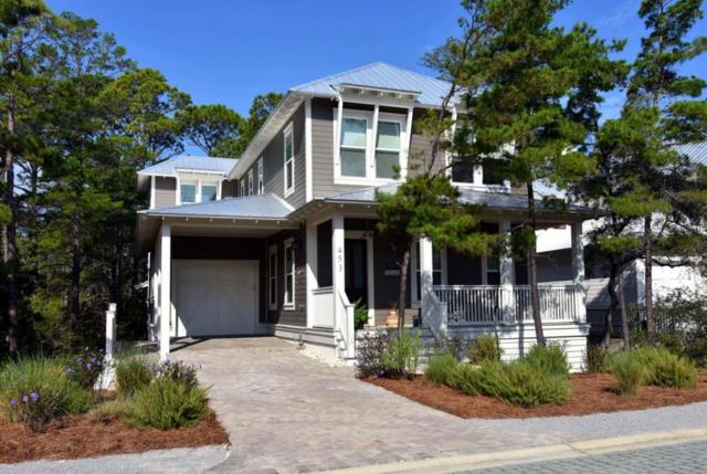 453 Matts Way, Santa Rosa Beach, FL 32459 (MLS #782249) :: Somers & Company