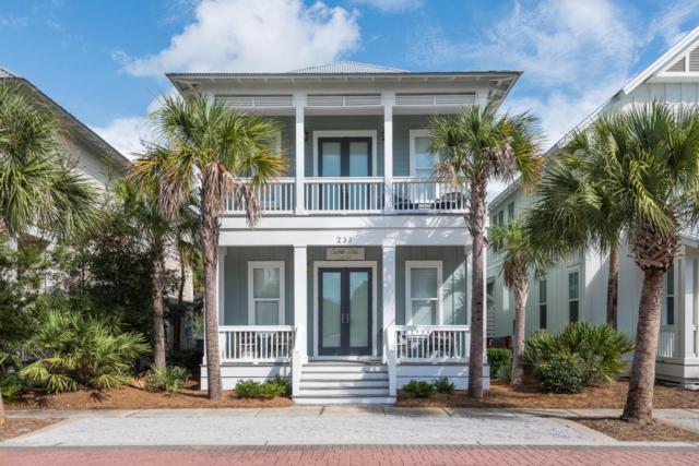 233 E Seacrest Beach Boulevard, Inlet Beach, FL 32461 (MLS #782394) :: The Premier Property Group