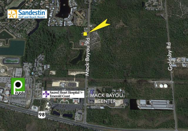 305 Mack Bayou Road Building 1, Santa Rosa Beach, FL 32550 (MLS #782564) :: Somers & Company