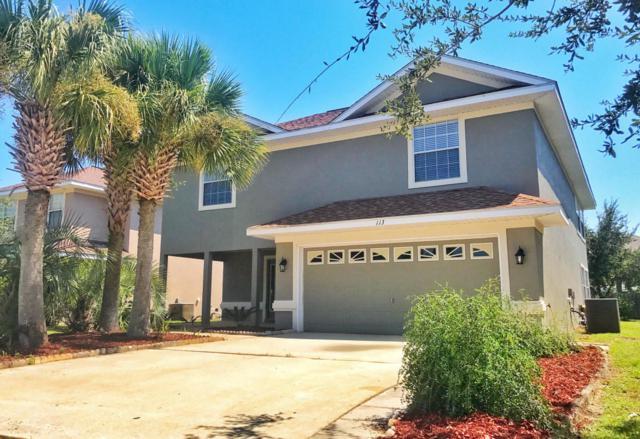 113 Red Maple Court, Santa Rosa Beach, FL 32459 (MLS #782634) :: ResortQuest Real Estate