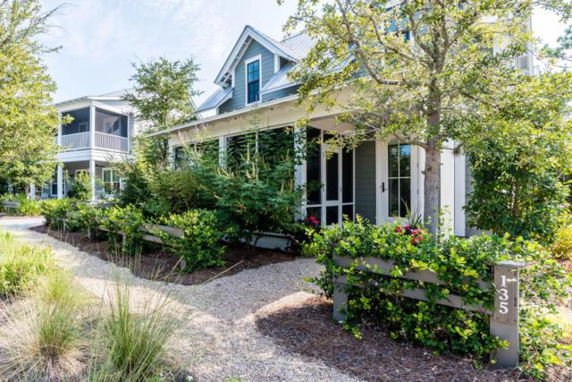 135 Sunflower Street, Santa Rosa Beach, FL 32459 (MLS #783161) :: Classic Luxury Real Estate, LLC