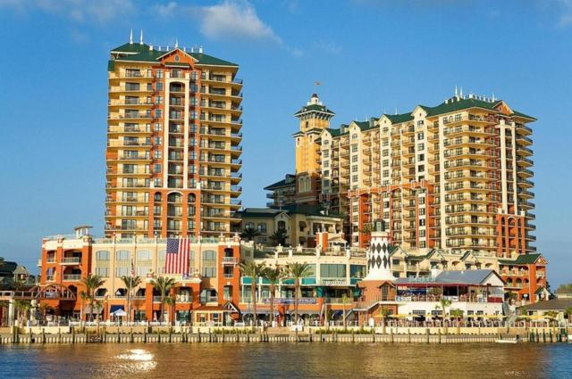 10 Harbor Boulevard Unit W828, Destin, FL 32541 (MLS #783577) :: Somers & Company