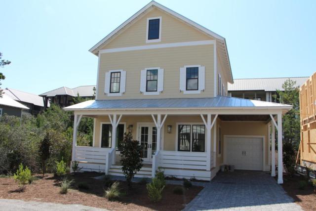 176 Cabana Trail, Santa Rosa Beach, FL 32459 (MLS #784202) :: RE/MAX By The Sea