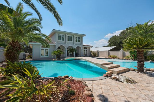715 Bayou Drive, Destin, FL 32541 (MLS #784294) :: Luxury Properties Real Estate