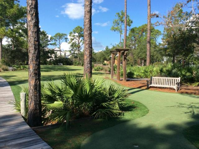 Lot 195 Sextant Lane, Santa Rosa Beach, FL 32459 (MLS #784680) :: The Premier Property Group