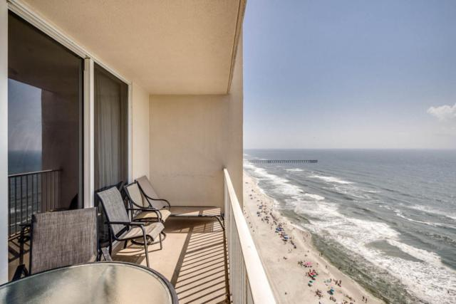 16819 Front Beach Road Unit 2110, Panama City Beach, FL 32413 (MLS #784751) :: RE/MAX By The Sea