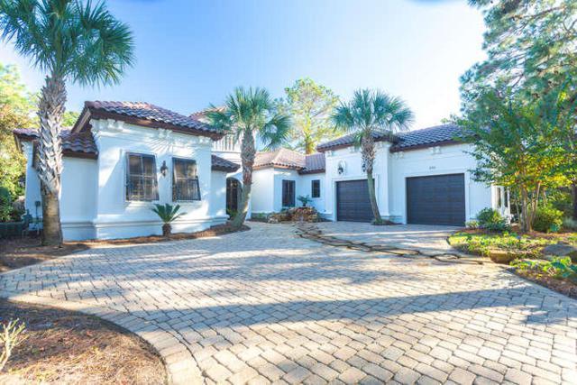 3152 Club Drive, Miramar Beach, FL 32550 (MLS #784967) :: Coast Properties