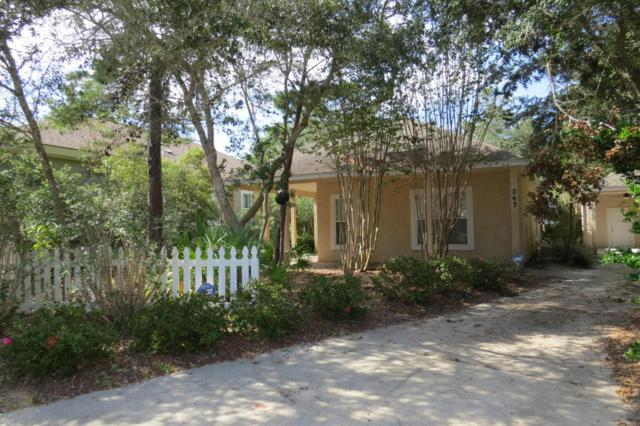 263 Seabreeze Court, Inlet Beach, FL 32461 (MLS #784968) :: RE/MAX By The Sea