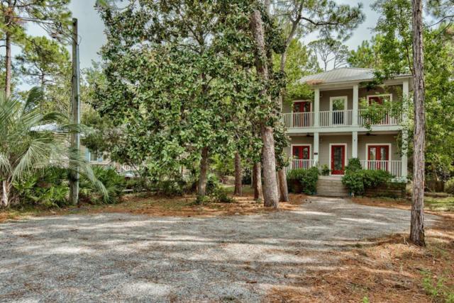429 N Montigo, Santa Rosa Beach, FL 32459 (MLS #785347) :: Homes on 30a, LLC
