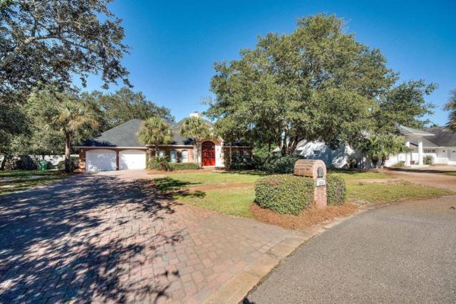 154 W Country Club Drive, Destin, FL 32541 (MLS #785389) :: Classic Luxury Real Estate, LLC