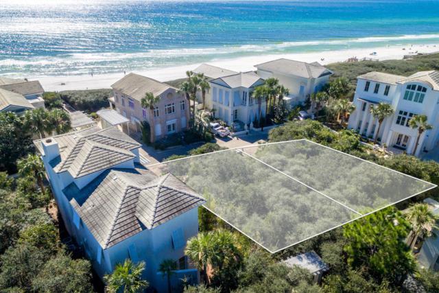 Lot B3&B4 Jasmine Circle, Santa Rosa Beach, FL 32459 (MLS #785694) :: Coast Properties