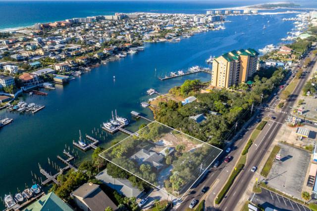 710 & 718 Harbor Boulevard, Destin, FL 32541 (MLS #785893) :: Somers & Company
