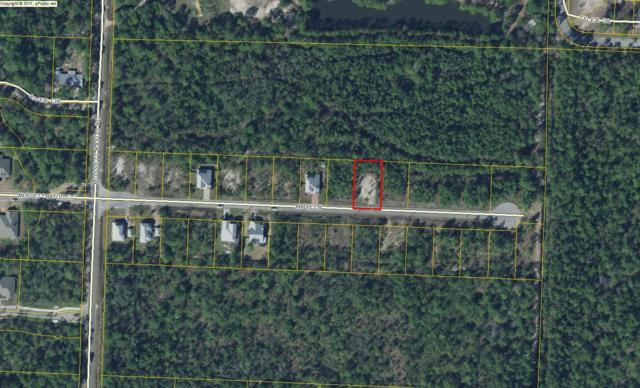 Lot 23 Madie Lane, Santa Rosa Beach, FL 32459 (MLS #785987) :: Scenic Sotheby's International Realty