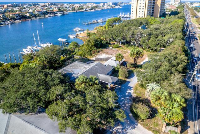 718 & 710 Harbor Boulevard, Destin, FL 32541 (MLS #786025) :: ResortQuest Real Estate