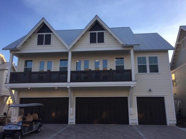 27 Dune Comet Lane C, Inlet Beach, FL 32461 (MLS #786565) :: Luxury Properties on 30A