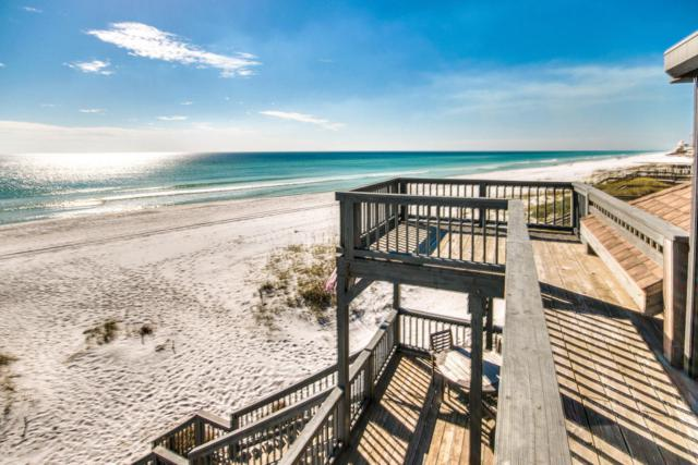 73 San Roy Road Unit A&B, Santa Rosa Beach, FL 32459 (MLS #786628) :: Luxury Properties on 30A