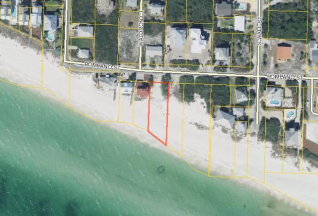 Lot 185 Pompano Street, Inlet Beach, FL 32461 (MLS #787551) :: Scenic Sotheby's International Realty