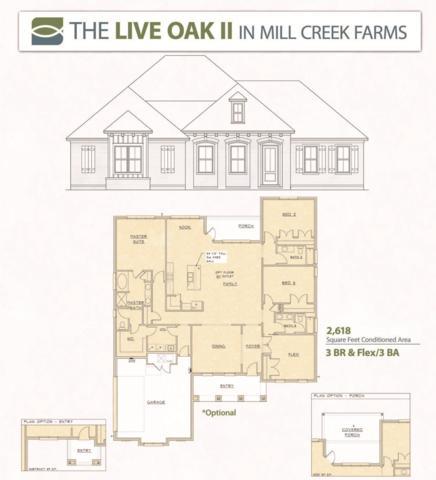 1486 Mill Creek Drive, Baker, FL 32531 (MLS #788774) :: Classic Luxury Real Estate, LLC