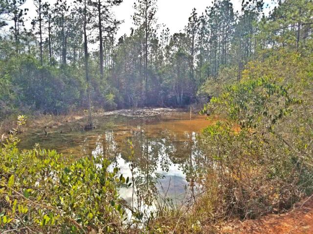 LOTS 6 & 7 E Laurel Lane, Defuniak Springs, FL 32434 (MLS #789644) :: Keller Williams Realty Emerald Coast