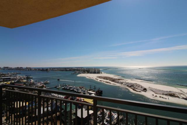10 Harbor Boulevard Unit 906E, Destin, FL 32541 (MLS #789924) :: Somers & Company