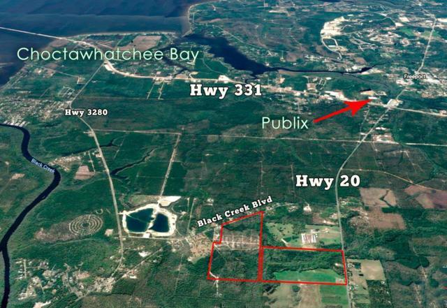 TBD178acre Hwy 20 East, Freeport, FL 32439 (MLS #790151) :: Berkshire Hathaway HomeServices Beach Properties of Florida