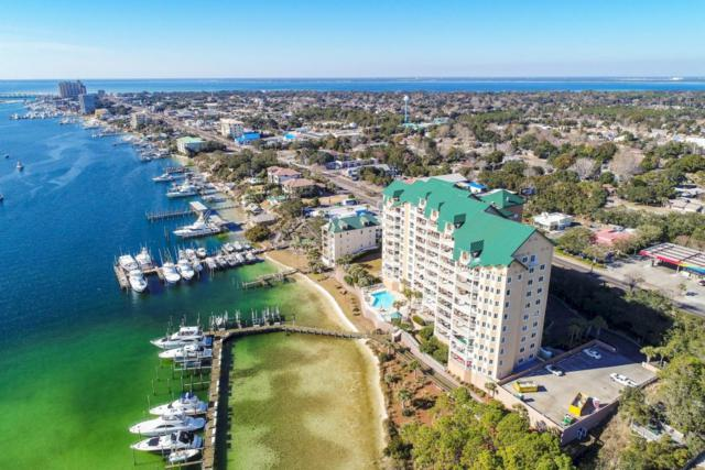 662 Harbor Boulevard Unit 350, Destin, FL 32541 (MLS #790153) :: RE/MAX By The Sea