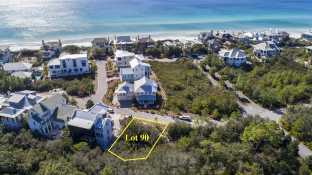 Lot 90 E Bermuda Drive, Santa Rosa Beach, FL 32459 (MLS #790170) :: Coast Properties