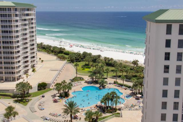 15400 Emerald Coast Parkway #306, Destin, FL 32541 (MLS #791161) :: Coast Properties