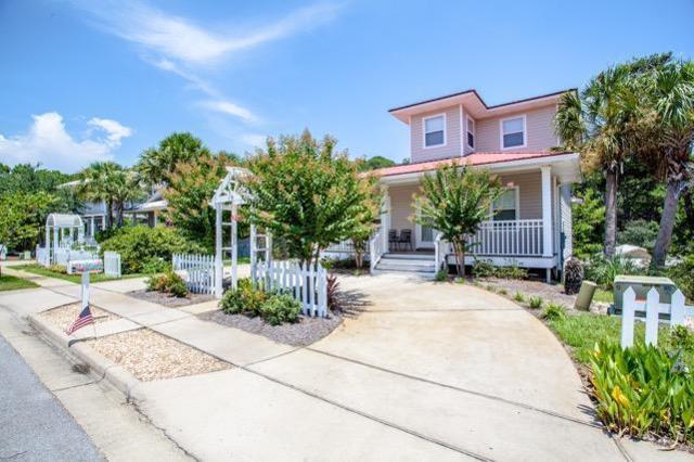 56 Tradewinds Drive, Santa Rosa Beach, FL 32459 (MLS #791854) :: ENGEL & VÖLKERS