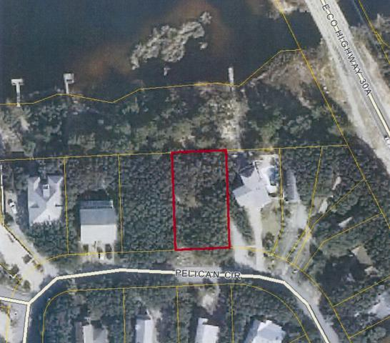 00 Pelican Circle, Inlet Beach, FL 32461 (MLS #791889) :: Classic Luxury Real Estate, LLC